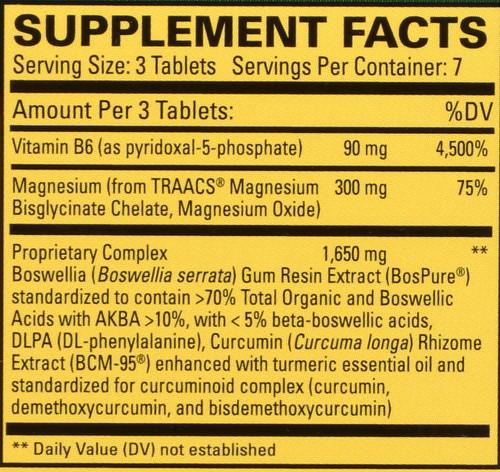 Curamin® Headache 21 Tablet