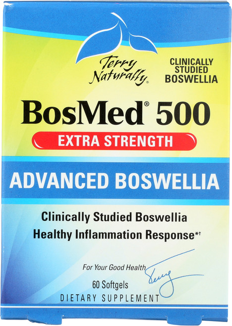 Bosmed 500® Extra Strength