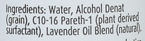 Air Freshener Lavender 7 Fl Oz  207 Milliliter