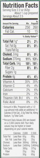 Elbows & Creamy Sauce Vegan 6 Ounce 170 Gram