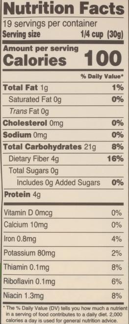 Flour Organic Rye Flour 20 Ounce 567 Gram