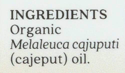 Essential Oil Pure Cajeput 0.25 Fl Oz  7.4 Milliliter
