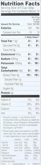 Multigrain Squarefuls Cereal Original 14 Ounce 397 Gram