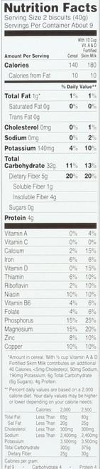 Shredded Wheat Cereal  13 Ounce 369 Gram