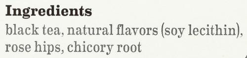 Premium Tea Salted Caramel 20 Count 1.73 Ounce