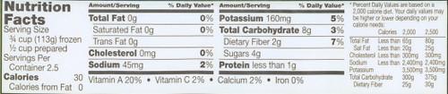 Mirepoix Onions, Celery, Carrots 10 Ounce 283 Gram