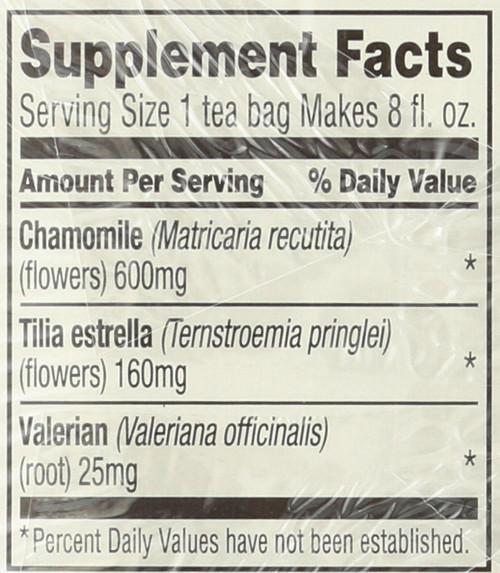 Herbal Tea Sleepytime Extra  20 Each 1.2 Ounce