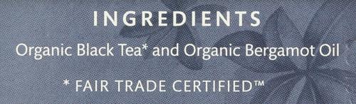 Tea-Org-Earl Grey                    Earl Grey - Original 16 Count 1.1 Ounce