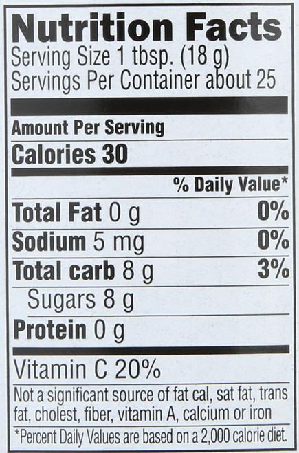 Berry Harvest Premium Spread  16.5 Ounce 468 Gram