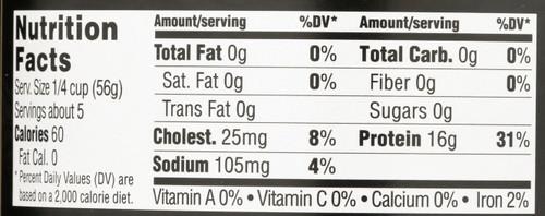 Albacore Tuna Solid White 12 Ounce 340 Gram