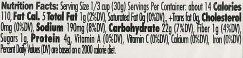 Breadcrumbs Italian Herbs 15 Ounce 425 Gram