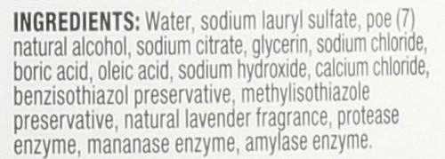 Liquid Laundry Detergent Lavendar 100 Fl Oz  3.125 Quart