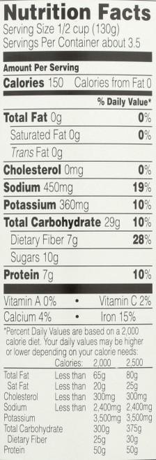 Organic Baked Beans Classic 15 Ounce 425 Gram