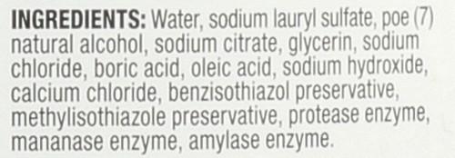Liquid Laundry Detergent Free & Clear 100 Fl Oz  3.125 Quart