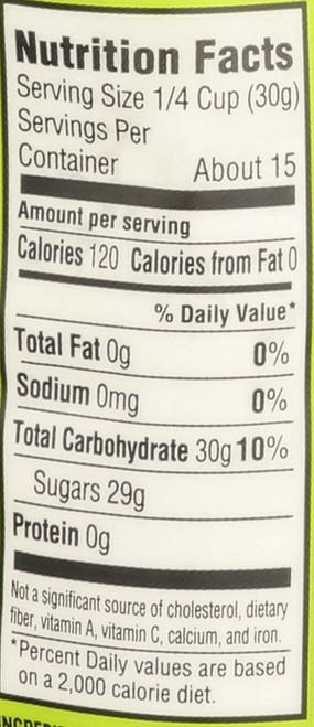 Sugar Powdered Org 1 Pound 16 Ounce