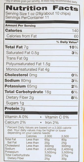 Tortilla Chips Multigrain 11 Ounce 311 Gram