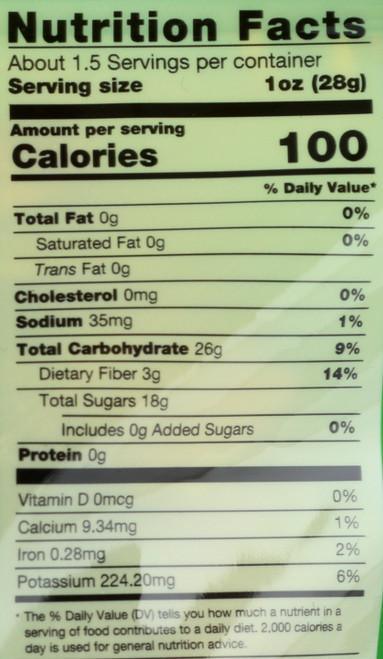 Just Apples® Og  1.5 Ounce 42 Gram
