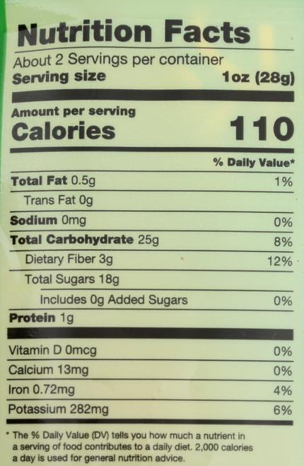 Fruit Munchies Og  2 Ounce 56 Gram