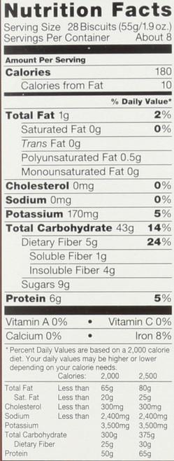 Cereal Organic  Cinnamon Harvest 16.3 Ounce 462 Gram