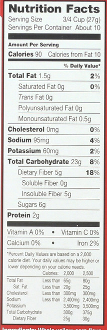 Cereal Cinnamon French Toast 10 Ounce 283 Gram