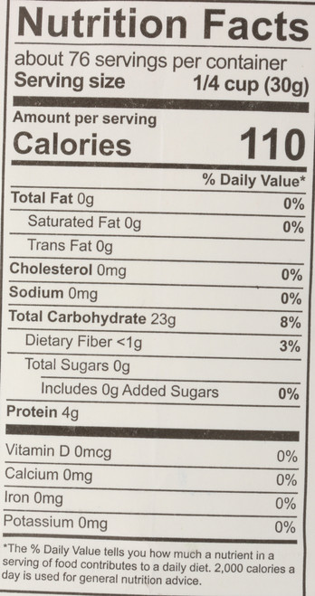 All-Purpose Flour Unbleached 5 Pound 2.27 Kilogram