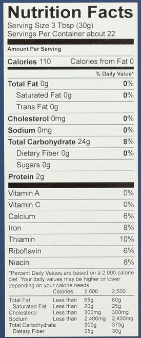 All-Purpose Flour Gluten Free 24 Ounce 680 Gram