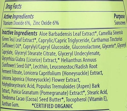 Sunscreen Mineral Air Powered Spray 6 Fl Oz  177 Milliliter