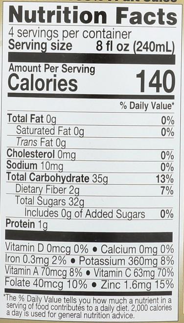 Shelf Stable Juice Juice Mango Blend Og 32 Fl Oz  1 Quart
