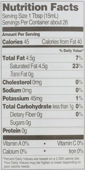 Coconut Cream Heavy 13.5 Fl Oz  398 Milliliter
