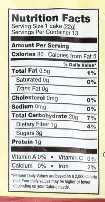 Rice Cakes Cinnamon Toast 9.5 Ounce 269 Gram