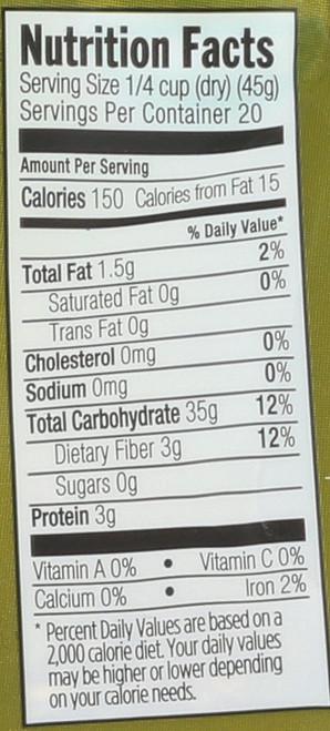 Rice Brown Long Grain 32 Ounce 2 Pound