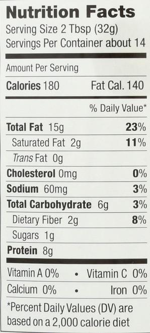 Peanut Butter Crunchy With Salt 16 Ounce 454 Gram