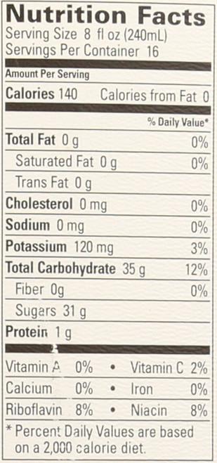 Apple Juice  128 Fl Oz  1 Gallon