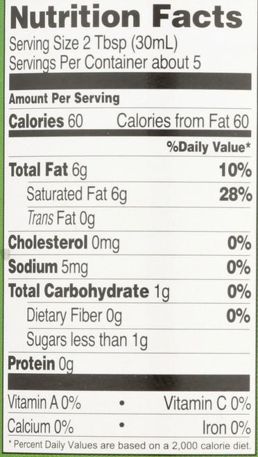 Coconut Cream Premium 5.4 Fl Oz  160 Milliliter