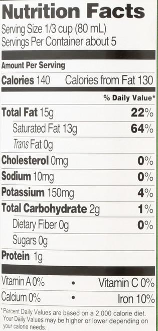 Coconut Milk Classic 13.5 Fl Oz  398 Milliliter