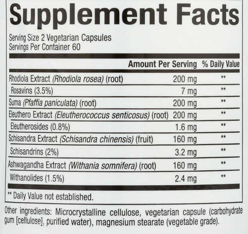 Adrenasense®  120 Count