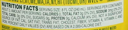 Lemon  750 Milliliter 25.3 Fl Oz