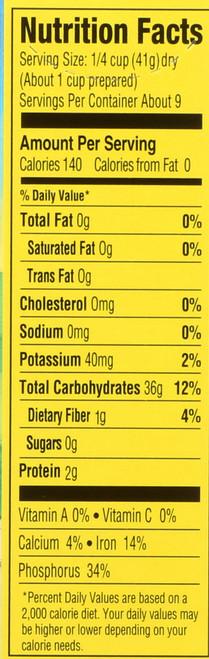 Cereal Cream Of Buckwheat® 13 Ounce 369 Gram