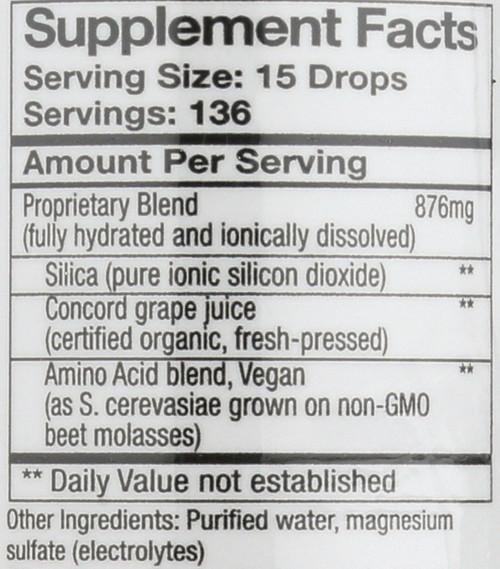 Super Silica®  4 Fl Oz  118 Milliliter