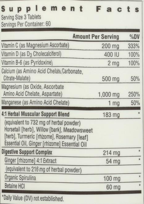 Magnesium Calcium +  180 Count