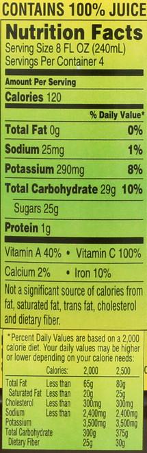 Juice Mega Green 32 Fl Oz  1 Quart