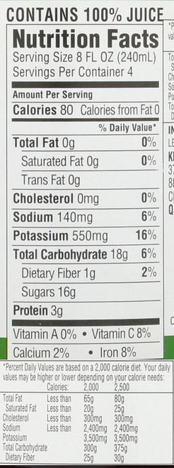 Juice Organic Beet Juice 32 Fl Oz  1 Quart