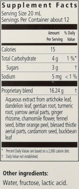 Gallexier Herbal Bitters  8.5 Fl. Oz. 250 Milliliter