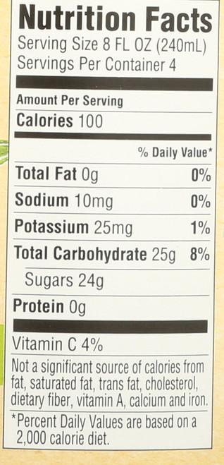 Limeade Organic Limeade 32 Fl Oz  1 Quart