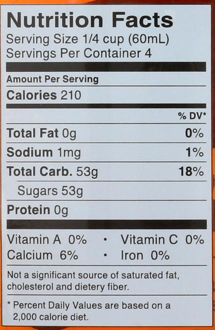 Pure Maple Syrup U.S. Grade A Amber 8 Fl Oz  236 Milliliter