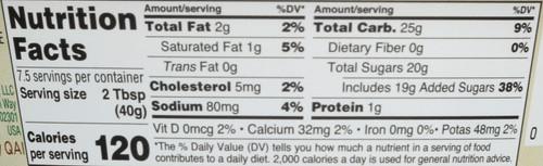 Simply Organic Caramel Dip  10.5 Ounce 298 Gram