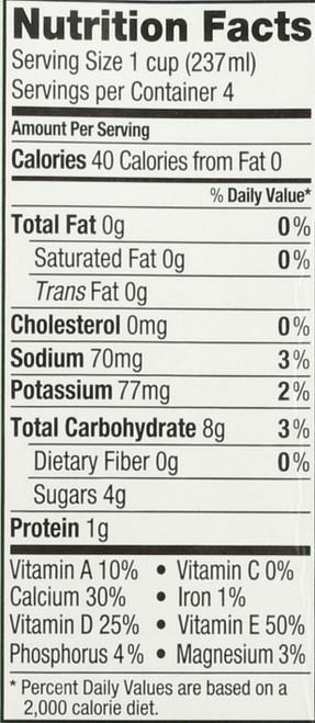 Quinoamilk Unsweetened 33.8 Fl Oz  1 Liter