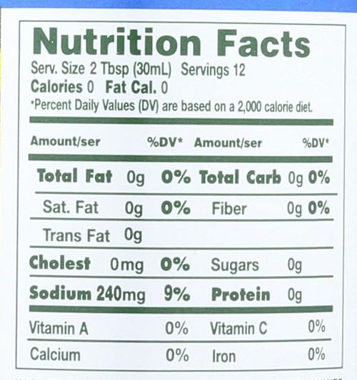 Salad Dressing-Blue Cheese            12 Fl Oz  355 Milliliter