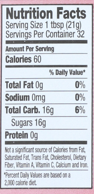 Organic Raw Blue Agave Low Glycemic Sweetener 23.5 Ounce 666 Gram