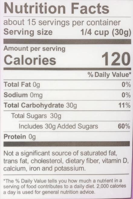 Organic Powdered Sugar Confectioners Sugar 1 Pound 16 Ounce